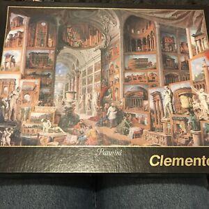 CLEMENTONI Museum Collection 'Pannini' 2000 Piece London Jigsaw Puzzle