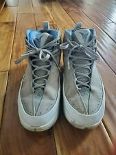 2007 Air Jordan Melo M3 Silver University Blue 314302-041 Size 11