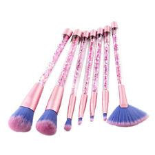 7pcs Beauty Makeup Brushes Set for Face Eye Foundation Eyeshadow Kabuki Pink