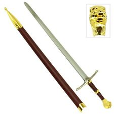 Chronicles of Narnia Peter's Sword with Scabbard - 40 Inches