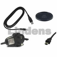 USB/Cargador De Red/tablero de montaje TomTom Go 520 720 920 T Reino Unido de 3 Pines 240 V Pared Home