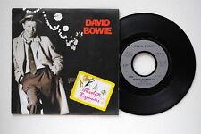 DAVID BOWIE / SP VIRGIN 008 387 / 1986 ( F )