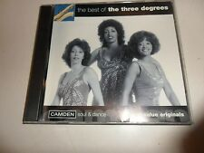 CD  The Best of - The Three Degrees