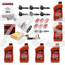 Tune Up Kit 2010 Mercury Milan 3.0L Ignition Coil DG514 Spark Plug SP518A EV261