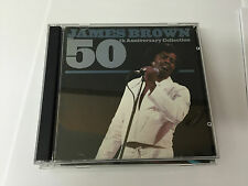 50th Anniversary Collection 2003 | Box set by James Brown 2 CD 602498607251