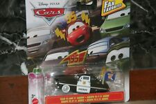 "DISNEY PIXAR CARS 3  ""TEAM 95 AND 51 SHERIFF - FAN FAVORITE""  NEW IN PACKAGE"
