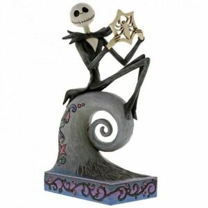 """Disney Traditions 4039063 """"What's This?"""" (Jack Skellington) New & Boxed"""