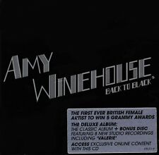 Amy Winehouse - Back To Black: Deluxe Edition - UK CD album 2007