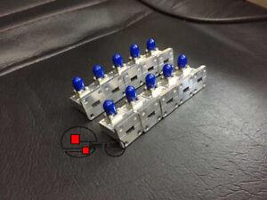 1× NEW YERKON 26.3-40GHz BJ320 (WR28) Waveguide Coaxial Adapter Converter