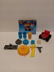 Blaze and The Monster Machines Replacement Parts Axle City Truck Wash Mega Bloks