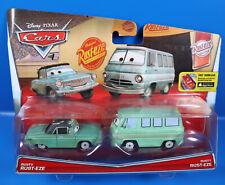 Disney PIXAR Cars Doppel Pack  Rusty Rust-Eze + Dusty Rust-Eze