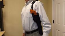"""XL Rig / RIGHT Hand Shoulder Holster SMITH & WESSON S&W Model 500 8-3/8"""" Barrel"""