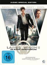 Largo Winch II - Die Burma Verschwörung ( Französischer Action-Thriller ) NEU OV