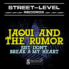 Jacqui & The Rumor - Just Don't Break-A-My Heart [New CD] Manufactured On Demand