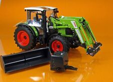 Wiking 077829 Claas Arion 430 mit Frontlader 120 - Maßstab/Scale 1:32