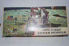 AIRFIX 1:72 Model Kit APOLLO Moon Landing RED STRIPE Vintage 1970
