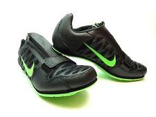 Size 15 Nike Zoom LJ 4 IV Long Jump Spikes Cleats Black Spikes Tool 415339-035