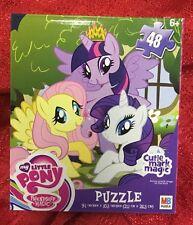 My Little Pony Jigsaw Puzzle 48 Piece NEW Sealed Cutie Mark Magic
