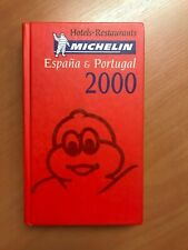 Guide Michelin Espana 2000