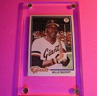 1978 O-Pee-Chee OPC Baseball #185 Willie McCovey (San Francisco Giants)