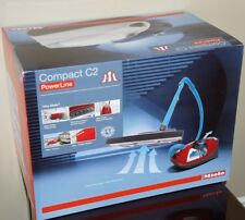 Miele Compact C2 Lightweight Canister Vacuum Cleaner Quiet Powerline