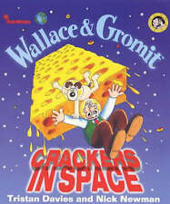 Crackers in Space (Wallace & Gromit), Newman, Nick, Davies, Tristan, New Book