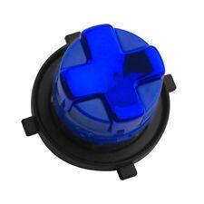 Transform D-pad for XBox 360 New version Wireless Controller Chrome Blue Mono