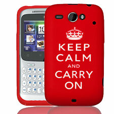 Unbranded/Generic Silicone/Gel/Rubber Cases & Covers for HTC