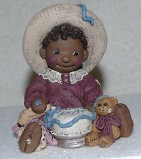 Miss Martha Originals All God's Children Puddin #24 1995 Happy Birthday Rag Doll