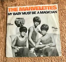 THE MARVELETTES - MY BABY MUST BE A MAGICIAN - MOTOWN GIRLS GROUP - WANDA YOUNG!