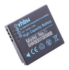 Akku passend für Panasonic Lumix DMC-FX40, DMC-FX48 1000mAh 3.6V Li-Ion
