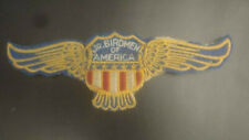 1930s Jr. Birdmen of America Embroidered Patch