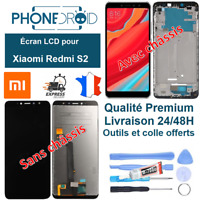 Écran complet LCD + tactile Xiaomi Redmi S2 + Outils, stock FR