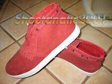 Diamond Supply Co IBN Jasper Red Suede Curren$y JetLife Chicago Limited 7.5
