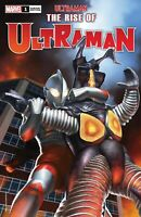 Rise of Ultraman #1 (2020) 1:25 Yuji Kaida Variant Marvel Comics