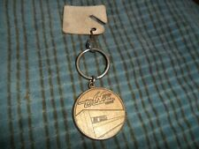 1945-2005 60 YEARS TRUE REFRIDGERATERS Bronze Key Chain Medallion W/ Tag Rare  !