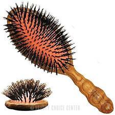 YS Park Hair Brush - Luster Wood Styler YS701 - Pure boar bristles