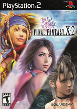 Final Fantasy X-2 (Sony PlayStation 2) Complete with Manual
