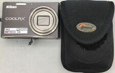 Nikon  Camera   S710  As Is Parts Repair D09