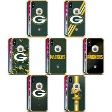 NFL GREEN BAY PACKERS LOGO GOLD SHOCKPROOF FENDER CASE FOR HUAWEI MOTOROLA