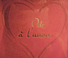 """Yves Rocher presents """"Ode a l'amour"""" 1.7 FL.OZ. or 50ml. Sealed."""