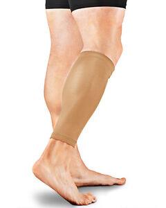Calf Sleeve Brace Leg Support Compression Joint Shin Splint Socks Breathable ups
