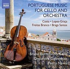 Portuguese Music for Cello & Orchestra, New Music