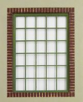 Plus Model Workshop windows-scuare 4 Resin / Teile Parts 1:35 Art. 498