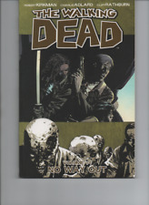 THE WALKING DEAD VOL 14 NO WAY OUT -TPB (IMAGE 2011 )1ST PRINT -VF+