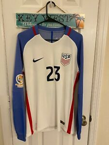 2016 Copa America USA SOCCER Match worn Johnson Player issue Jersey Authentic