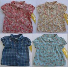 100% True Osh Kosh Top Tunic Shirt Girls 4t Floral Print Flowers Multi Colored Boho Clothing, Shoes & Accessories