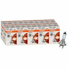 10x Osram H7 12V 55W bulb Globes Globe bulbs Halogen headlight highbeam lowbeam