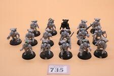 Warhammer 40k Horus Heresy FORGEWORLD 16 Assault Marines With Jetpacks 731