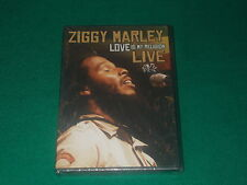Ziggy Marley - Love is my religion - Live dvd